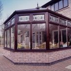 Delph Glazed Units glass conservatory