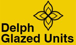 delph glazed units logo