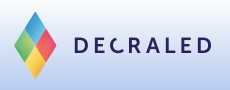 decraled logo